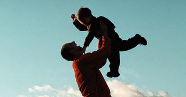 permainan ayah dan anak