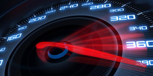 kecepatan tinggi internet