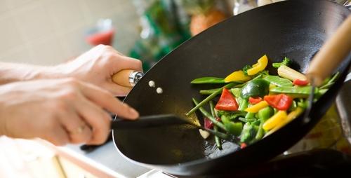 memasak untuk kebahagiaan keluarga