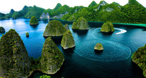 Raja Ampat adalah Objek Wisata Surga Tersembunyi di Papua