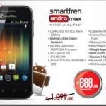 Hape Andromax Keluaran Terbaru Dari Smartfren
