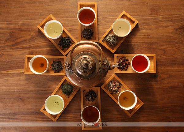 macam macam minumuman teh