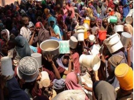 Kelaparan Somalia