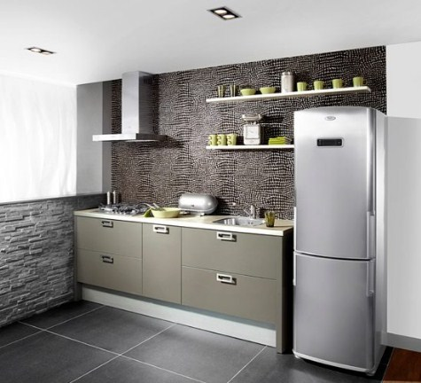 Tips Dapur Bersih Minimalis Modern Sederhana