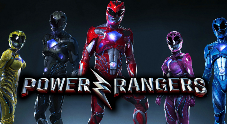 game power rangers android