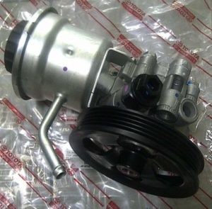 Oli Power Steering Terios