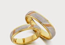 model cincin kawin simpel