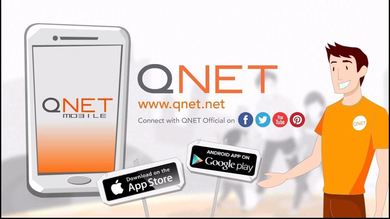 Hasil gambar untuk Cara kerja qnet