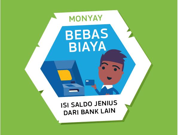 promo Monyay Jenius