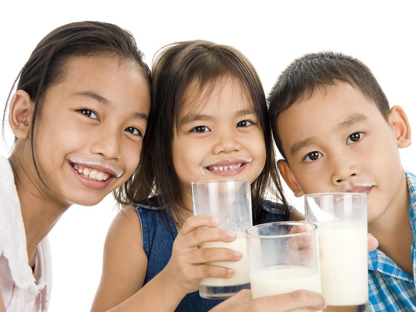 Susu cair untuk anak