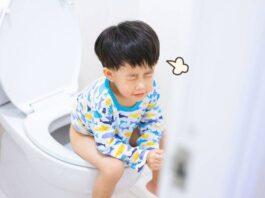 penyebab anak sembelit