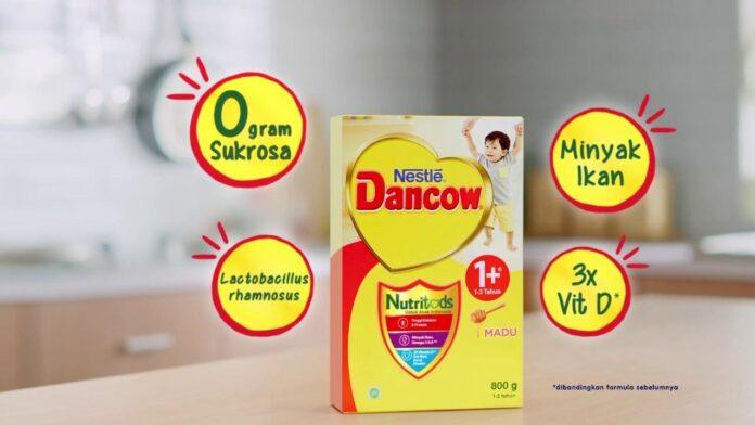 susu Dancow Nutritods